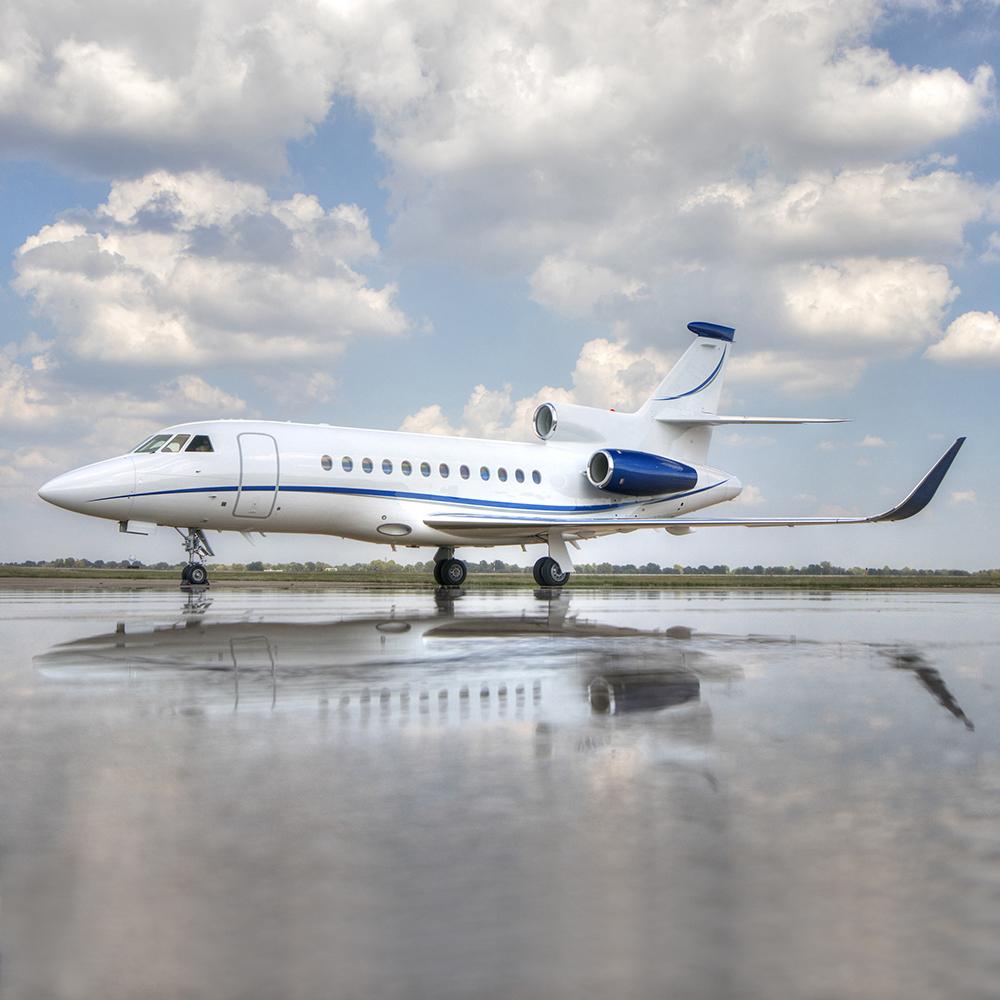 Falcon Jet - 1000x1000